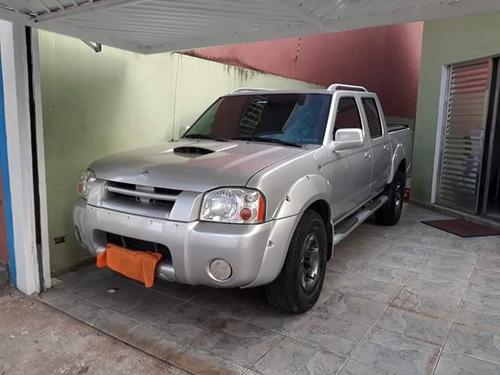 nissan frontier 2.8 xe cab. dupla 4x4 4p 2007