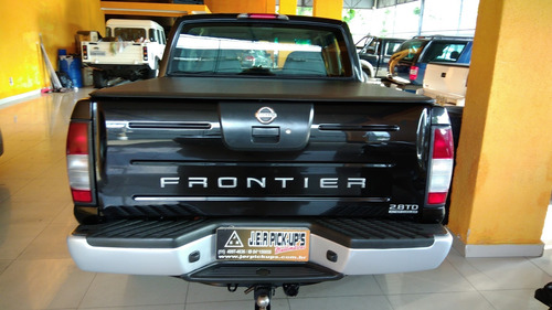 nissan frontier 2.8 xe cab. dupla 4x4 diesel 2003 jer pickup