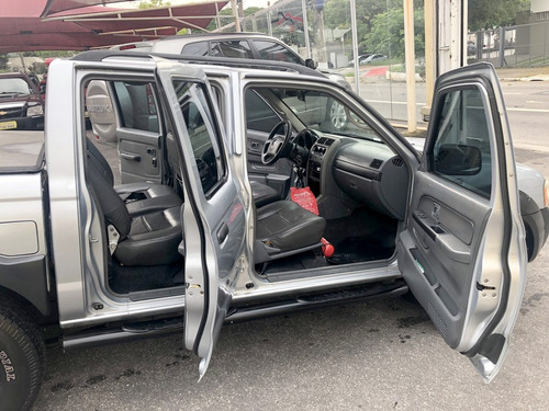 nissan frontier 2.8 xe cab. dupla