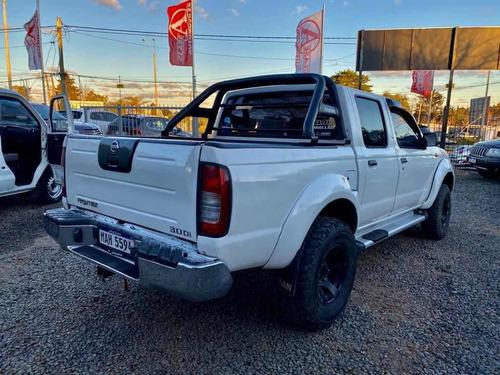 nissan frontier 3.0 turbo diésel 4x4