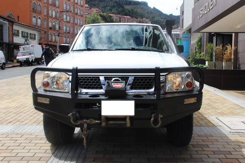 nissan frontier 3.0 turbo diesel doble cabina 2012