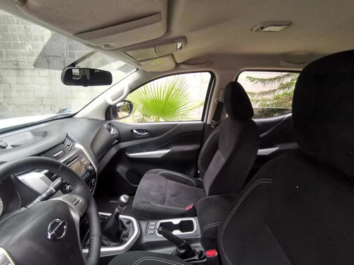 nissan frontier 4 cilindros m/t