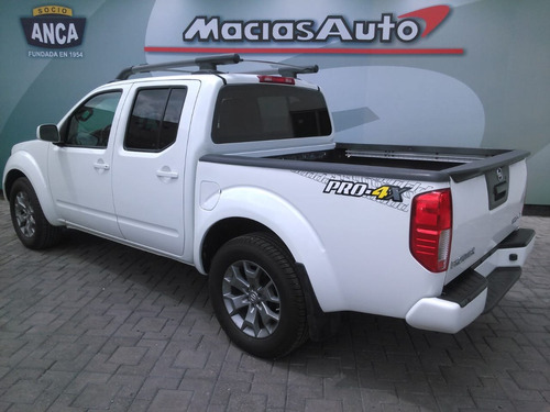 nissan frontier 4.0 pro-4x v6 4x2 at 2016