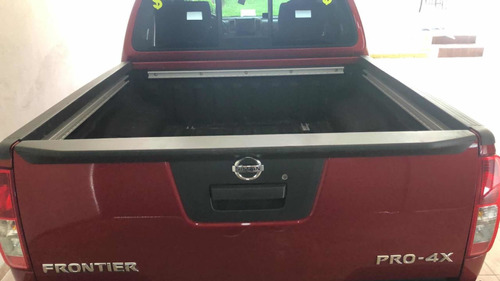 nissan frontier 4.0 pro-4x v6 4x2 at 2017