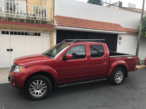 nissan frontier 4.0 pro-4x v6 4x2 mt