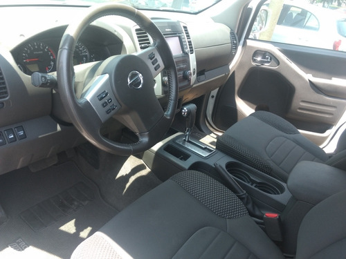 nissan frontier 4.0 pro-4x v6 4x4 at 2017
