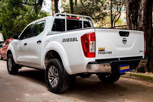 nissan frontier 4*4 diesel