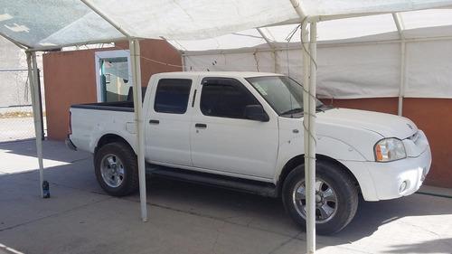 nissan frontier 4p crew cab 4x2 xe v6 aut.
