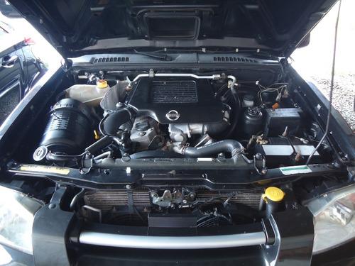 nissan frontier 4x2 diesel completa 2004