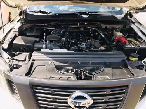 nissan frontier 4x2 mecanica gasolina