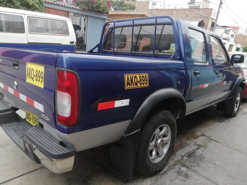 nissan frontier 4x4 - 2016 version china