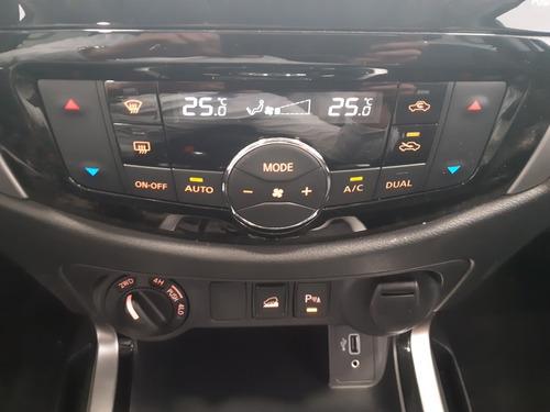 nissan frontier 4x4 cd xe mt 0km