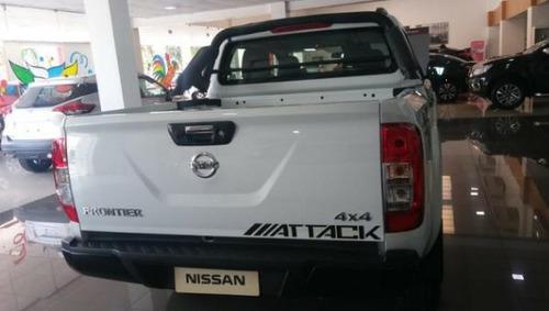 nissan frontier attack 2.3 diesel 20/20 okm