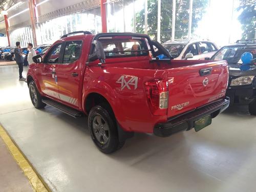 nissan frontier attack 4x4 2.3 diesel 0km venha conferir !!!