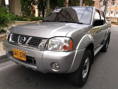 nissan frontier ax japonesa 4x4 diesel