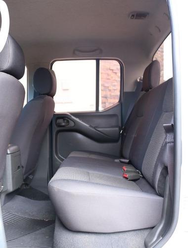 nissan frontier cab. dupla 2.5 diesel manual 4x4 | baixa km