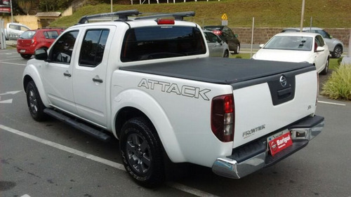 nissan frontier cd sv attack 4x4 2.5 16v tdi at 2016/20 1897