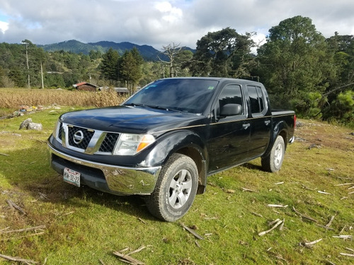 nissan frontier crew cab se 4x2 at 2008