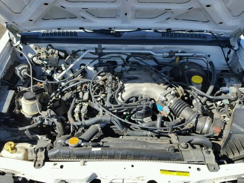 nissan frontier crewcab motor 3.3 96-00 yonkeada para partes
