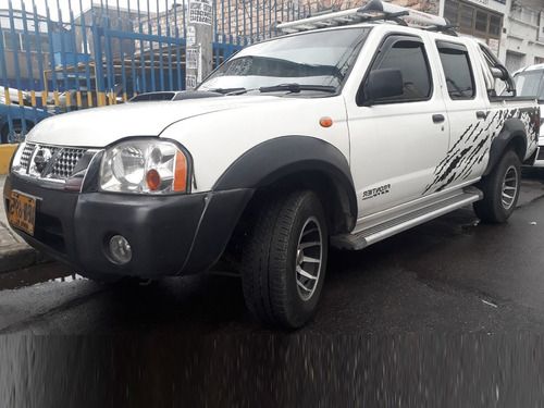 nissan frontier  d22/np300 2.500cc 2012 turbo diesel