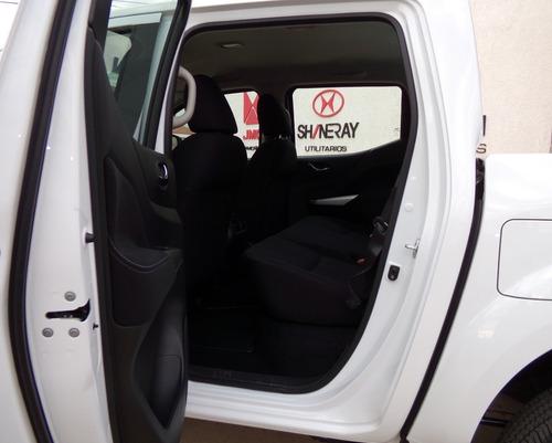 nissan frontier d/c 2.3 tdi m/t xe 4x4 0km my21. disponible!