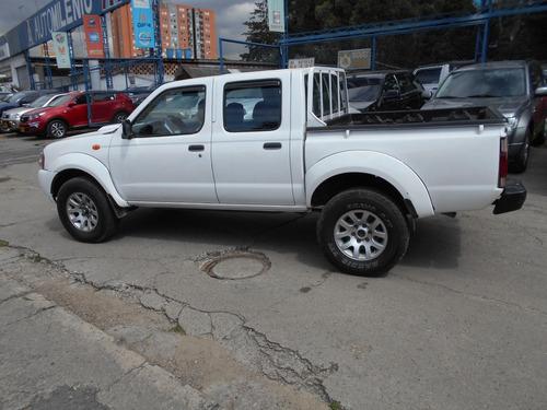 nissan frontier d.c 4x4 diesel 2.5