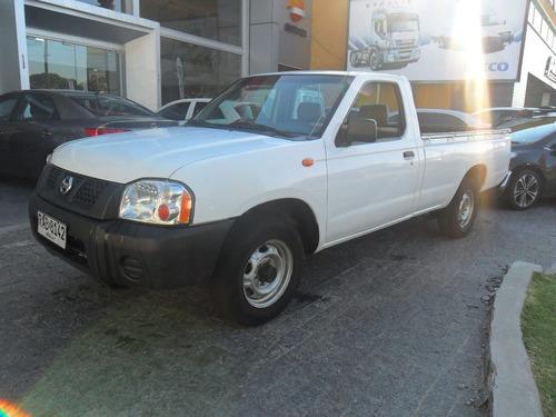 nissan frontier diesel pick up excelente