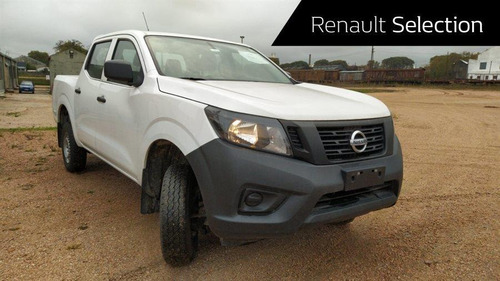 nissan frontier doble cabina s 2018
