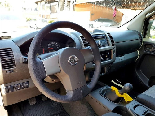 nissan frontier frotier se attack 2.5 cd turbo 4x2