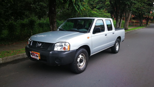 nissan frontier gasolina 4*2 aire 2015