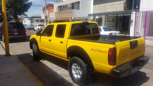 nissan frontier king cab xe 4x2 at 2001