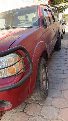 nissan frontier king cab xe 5vel 4x2 mt 2002