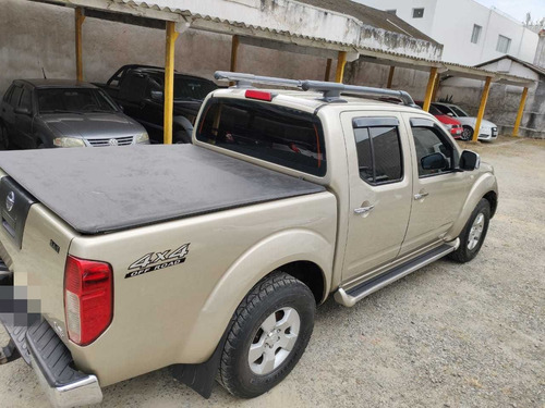 nissan frontier le - 2009 - 4x4 - automática - diesel
