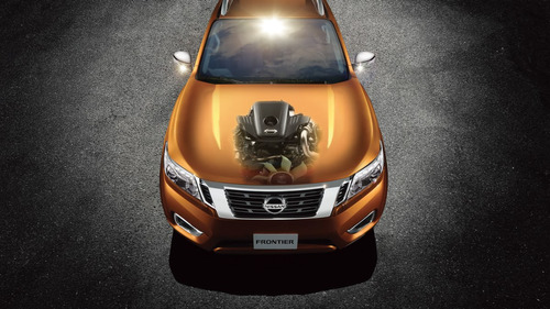 nissan frontier le 2.3 cd 4x4 16v turbo diesel automática