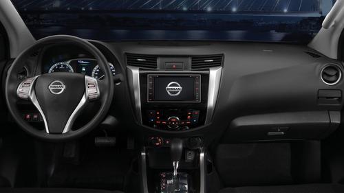 nissan frontier le 2.3 cd 4x4 turbo diesel aut 0km 2018/2018