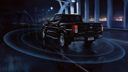 nissan frontier le 2.3 cd 4x4 turbo diesel automática 0km