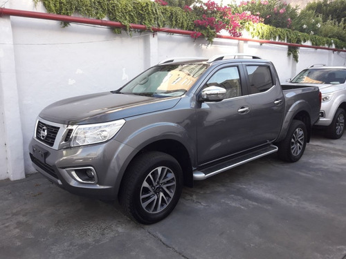 nissan frontier le 4x2 6mt anticipo financiada