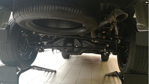 nissan frontier le 4x4 motor 2,3 4x4  0 km 2020 *