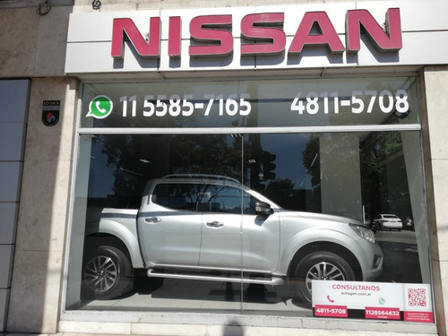 nissan frontier le cd 4x4 at nacional