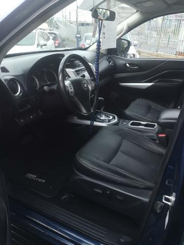 nissan frontier le diesel 4x4 2017