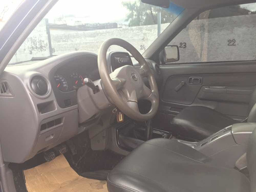 nissan frontier lx doble cabina 2013 2.4 nafta, ac -dh.