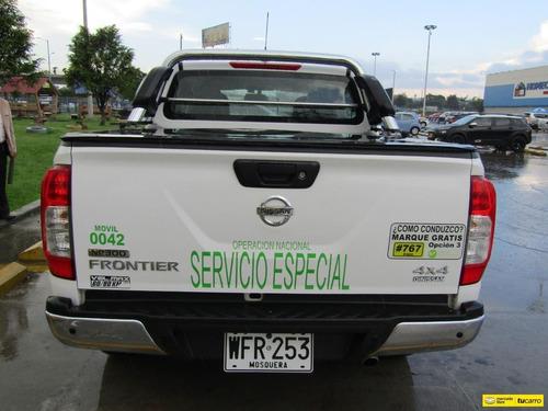 nissan frontier mt 2.5 4x4 diesel turbo