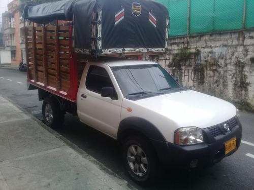nissan frontier np 300 mt 3000 cc 4x4 diesel