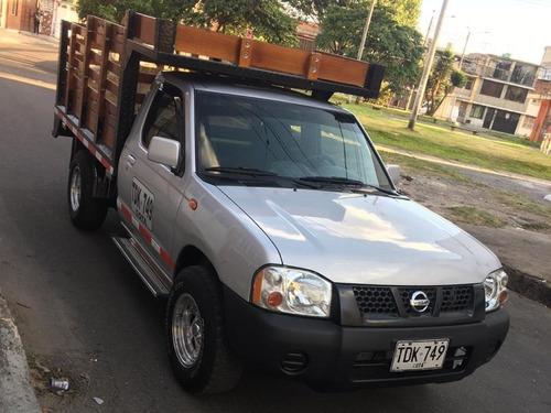 nissan frontier np300 2012 4x2 estacas gasolina