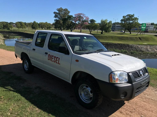 nissan frontier np300 2.5 turbodiesel