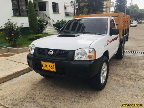 nissan frontier np300 2500cc td 4x2