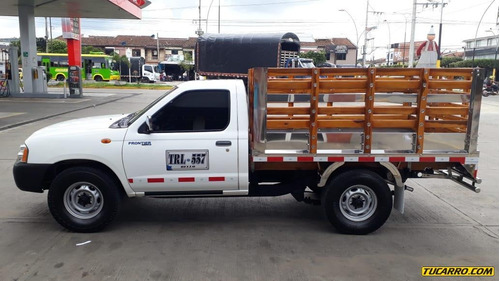 nissan frontier np300 4x2 2400cc dh fe