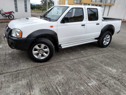 nissan frontier np300 4x4 2500cc mt aa abs
