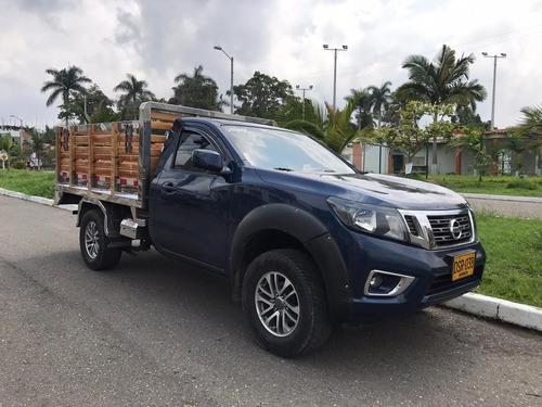 nissan frontier np300 diesel 2.5 - estacas
