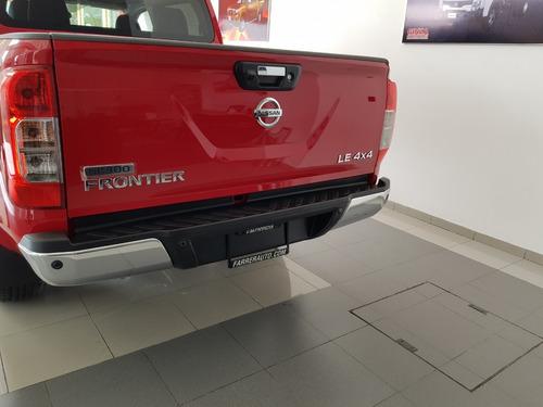 nissan frontier np300 diesel 4x4 2019 enganche 15% estrena